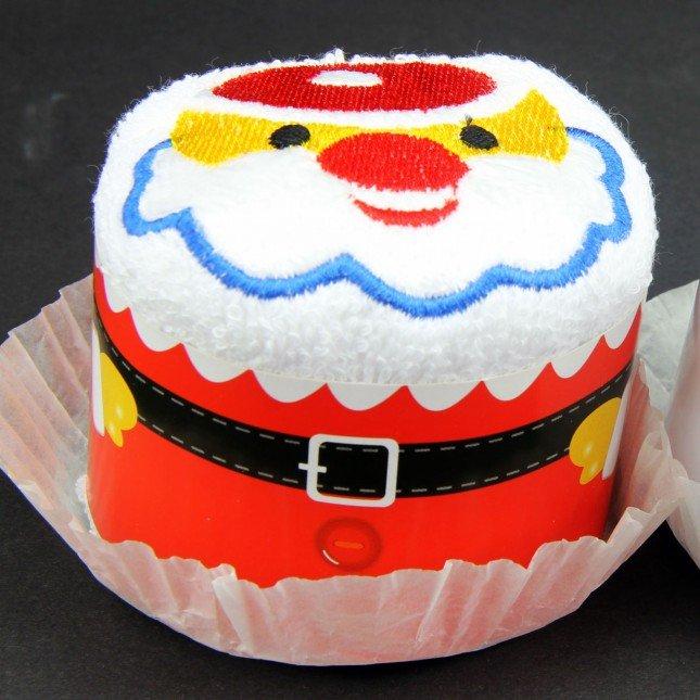Weihnachtliche Gesellen / Baumwollhandtücher