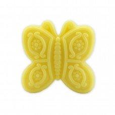 Schmetterling-Seife im Mesh-Beutel