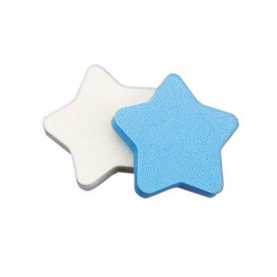 XMAS Star Design Makeup Remover Pads