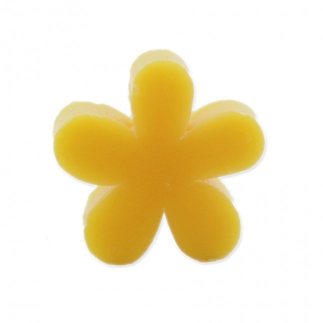 Flower Shaped Scented Soap in Gift Bag