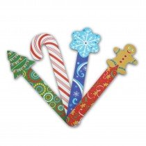 Christmas Design Nail Files