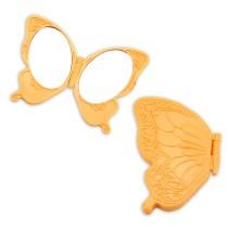 Butterfly Design Pocket Mirror
