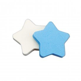XMAS Star Design Makeup Remover Pads