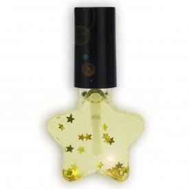 XMAS Scented Almond Nail Oil in Star Design Bottle, 8ml