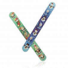 Nail Files with Christmas Design